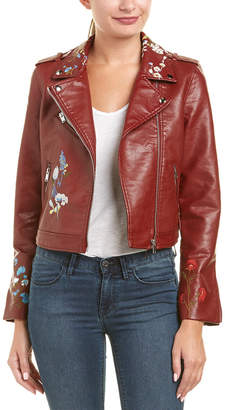 Moto Aiden Embroidered Jacket