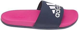 adidas Adilette Cloudfoam Logo Womens Slide Sandals