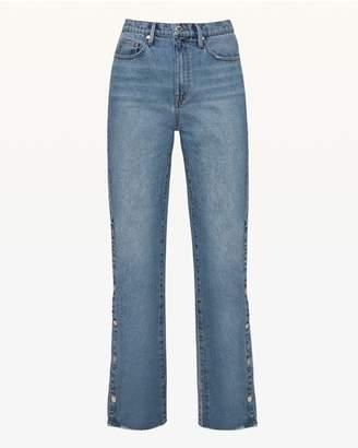 Juicy Couture JXJC Side Snap Bootcut Jean