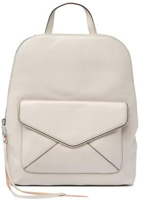 Rebecca Minkoff Envelope Leather Backpack
