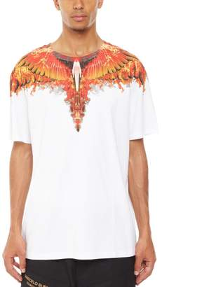 Marcelo Burlon County of Milan Flame Wing T-shirt