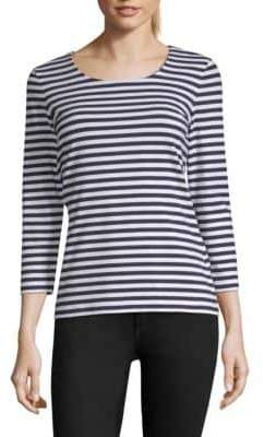 BOSS Emmisana Regular-Fit Striped Top