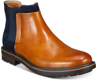 Bar III Men's Watson Two-Tone Chelsea Boots