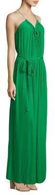 Ramy Brook Valentina Racerback Maxi Dress $485 thestylecure.com