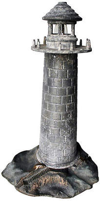 One Kings Lane Vintage Lighthouse Table Lamp