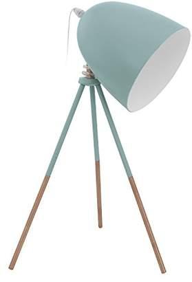 Eglo 49337 Floor Lamp, Silver