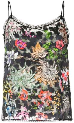 Marc Cain floral cami top