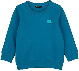 Acne Studios Kids' Mini Fairview Cotton Sweatshirt