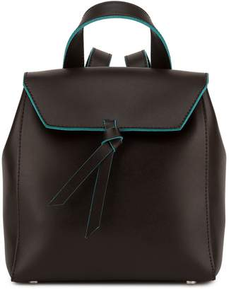 Alexandra de Curtis Hepburn Mini Backpack Brown
