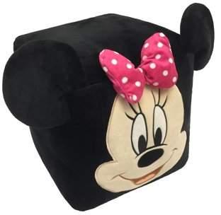 "Disney Minnie Mouse Minnie 12""x12"" Cube Pillow, Kid's Bedding"