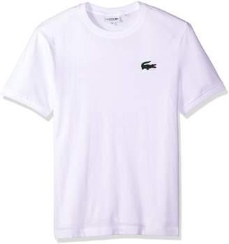Lacoste Men's Short Sleeve Vintage Croc Jersey Regular Fit T-Shirt, TH3246