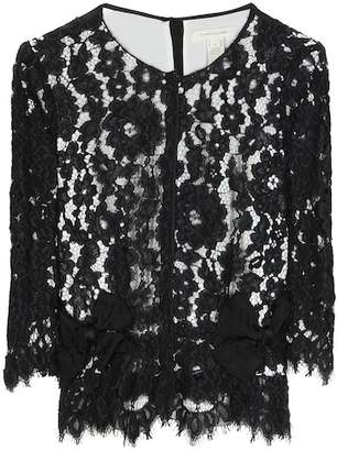 Marc Jacobs Lace blouse