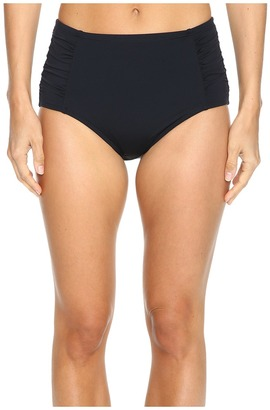 Jantzen - Signature Solids High Waist Bottom Women's Swimwear $58 thestylecure.com