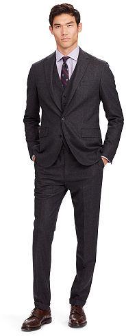 Polo Ralph LaurenPolo Ralph Lauren Morgan Wool 3-Piece Suit