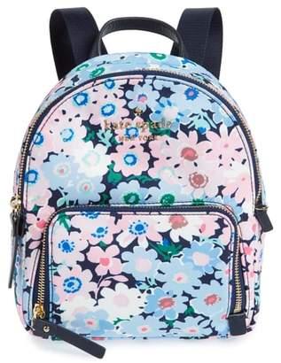 Kate Spade Watson Lane - Daisy Garden Small Hartley Backpack