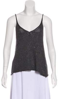 Creatures of Comfort Sleeveless Knit Top w/ Tags