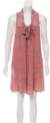 Rachel Comey Silk Knee-Length Dress