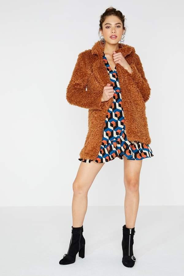 Cormac Teddy Coat