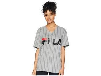 Fila Lacey Baseball T-Shirt
