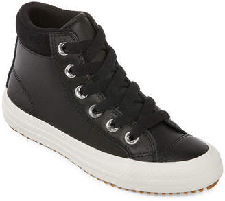 7d9fb0367db Converse Chuck Taylor All Star Street Mid Little Kid Big Kid Boys Sneakers  Lace-