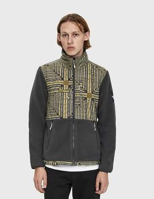 The North Face Black Box Denali Fleece Jacket in Asphalt Grey