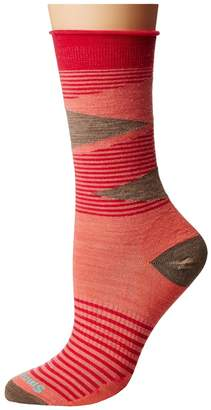 Smartwool First Mate Non-Binding Crew Women's Crew Cut Socks Shoes