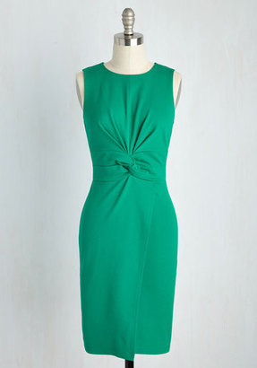 Mystic Fashion Meeting Maven Dress in Verdant $69.99 thestylecure.com