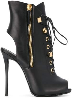 Giuseppe Zanotti Design Melanie booties