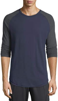 Slate & Stone Men's Colorblock Baseball T-Shirt