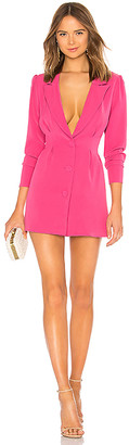 Lovers + Friends City Blazer Dress