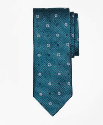 Brooks Brothers Houndstooth Medallion Tie