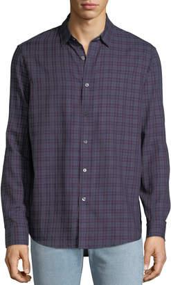 Michael Kors Men's Roman Check Sport Shirt