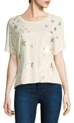 Stateside Foiled Star Tee