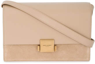 Saint Laurent medium Nude Leather Bellechasse cross body bag