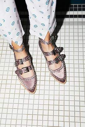 Jeffrey Campbell Cooper Studded Flat