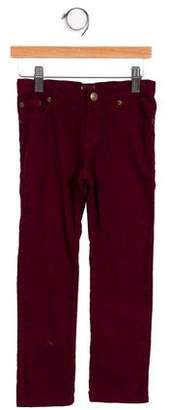 Bonton Girls' Corduroy Five Pocket Pants w/ Tags