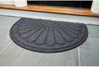 Mats Inc. Hailey Sunburst Rubber Back Doormat
