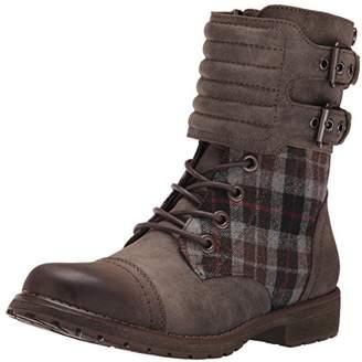 Roxy Women's Emery Combat Boot