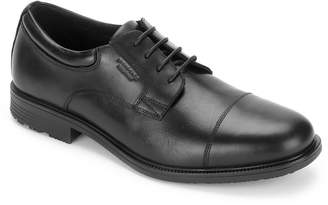Rockport Men's Essential Details Waterproof Cap-Toe Oxford Men's Shoes 7gblof5G