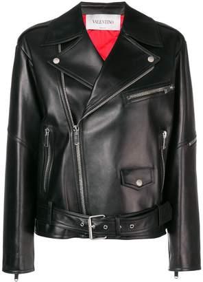 Valentino VLTN biker jacket