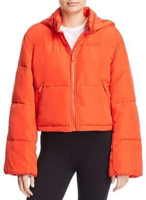 Alo Yoga Introspective Cropped Puffer Jacket