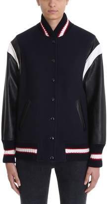 Stella McCartney Button-up Bomber Jacket