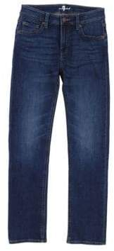7 For All Mankind Boy's Slim-Fit Jeans