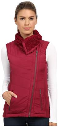 Prana Diva Chevron Quilt Vest Women's Vest