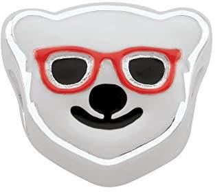 Persona Sterling Silver Coca-Cola Nerd Bear