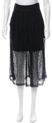 Rachel Comey Lace Midi Skirt w/ Tags