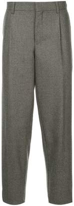 Kolor houndstooth tapered trousers