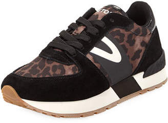 Tretorn Loyola Lace-Up Sneakers