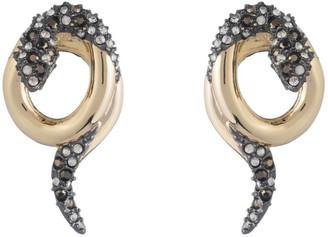 Alexis Bittar Coiled Snake Earring