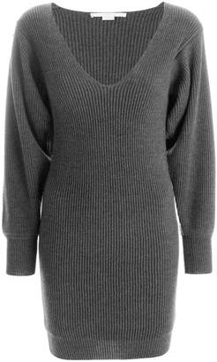 Stella McCartney rib knit dress
